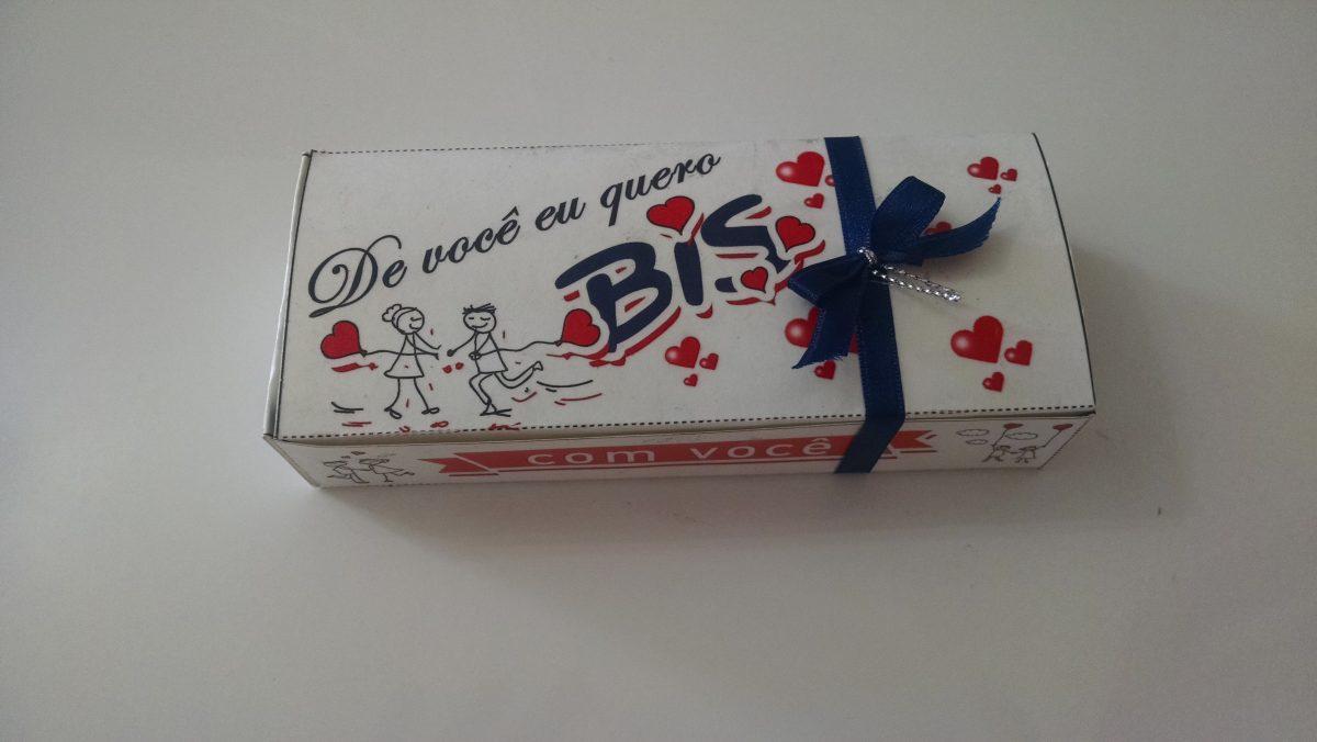Presente de natal para o namorado Bis do amor