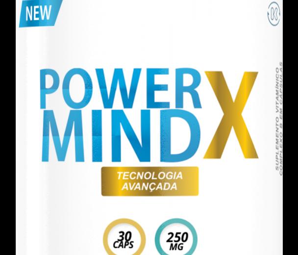 Power Mind X: O Fim da perda de memória e cansaço mental!