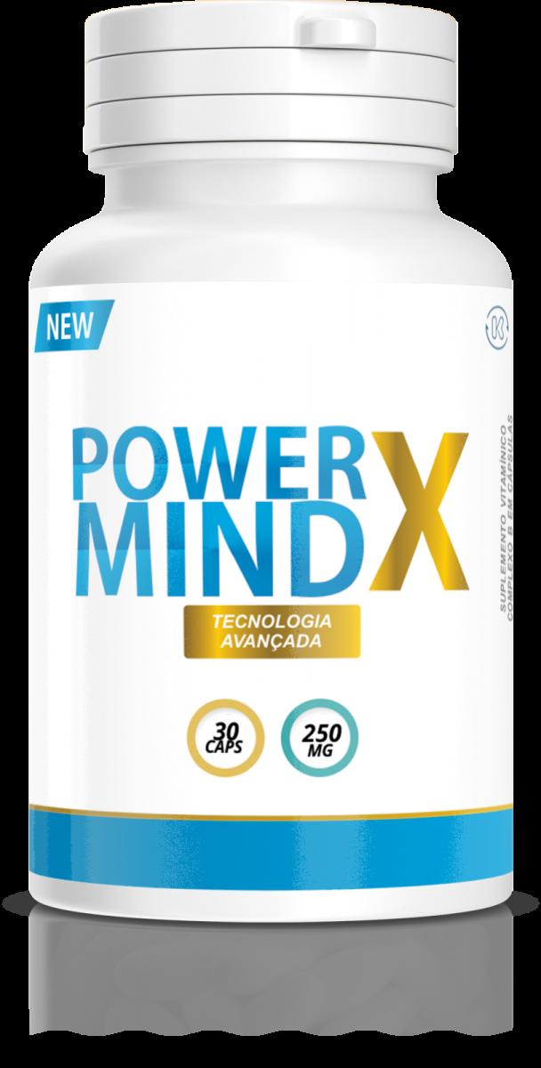 embalagem do Power Mind X