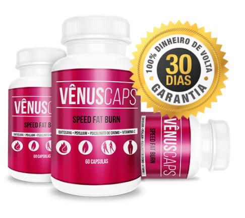 garantia do Vênus Caps