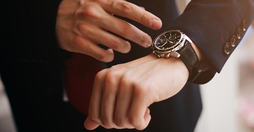 Presente de amigo secreto para homem relógio
