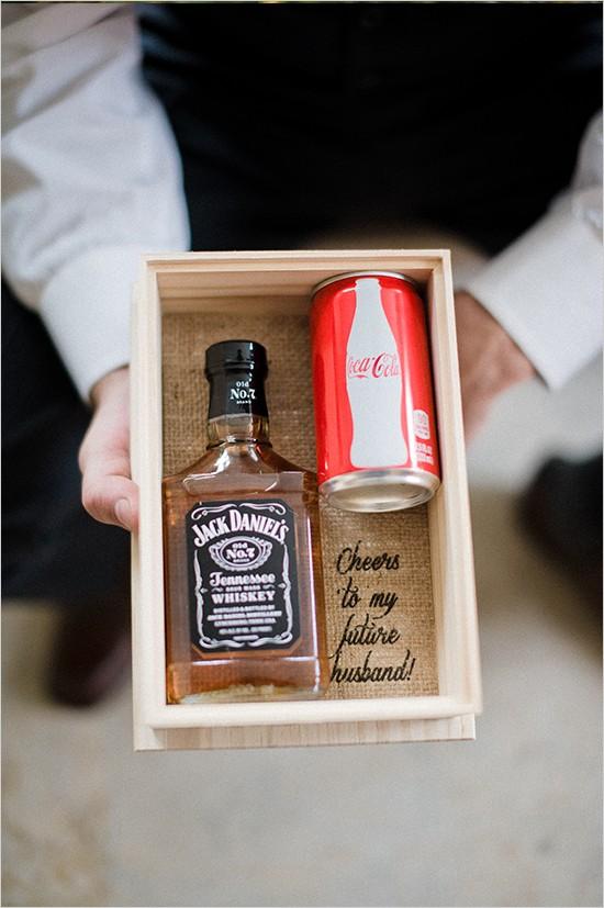 Presente de amigo secreto para homem bebida