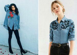 Jeans Bordado: Será que a nova moda pega? Saiba aqui!