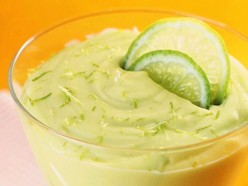 receitas low carb creme de abacate