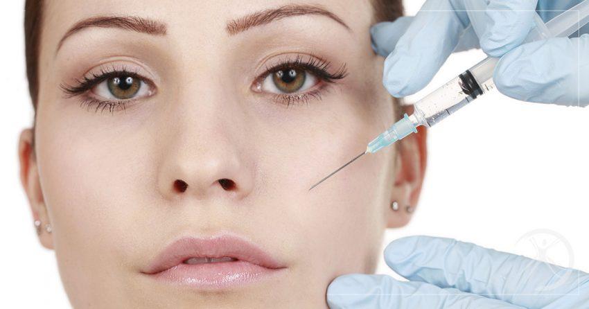 Bigode Chinês tratamento com Botox