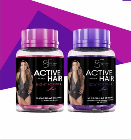 Active Hair: Saiba como ter cabelos saudáveis e resistentes!