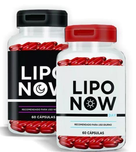 embalagem do LipoNow