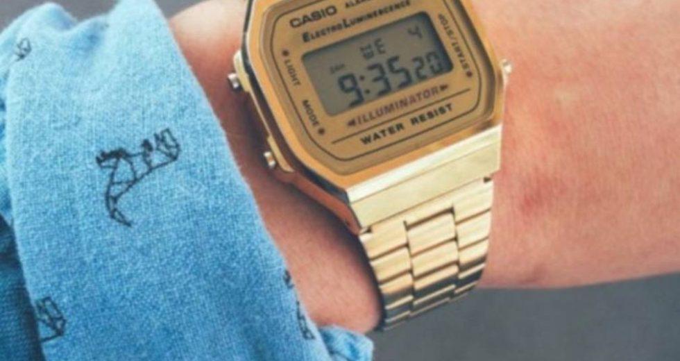 Relógios Dourados: Sofisticação e modernidade!