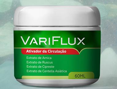 embalagem do Variflux
