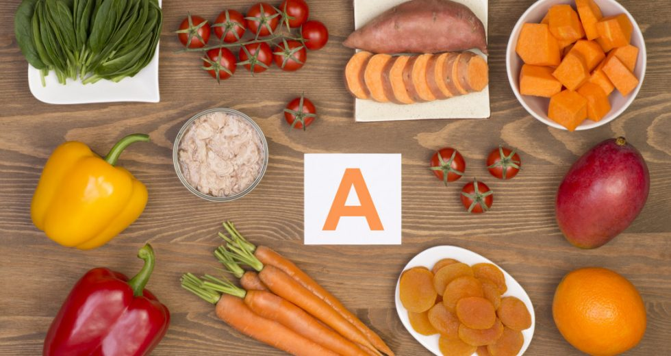 Vitamina A: Saiba tudo que você precisa saber sobre essa vitamina!