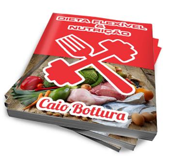 capa do e-book Dieta Flexível e Nutrição