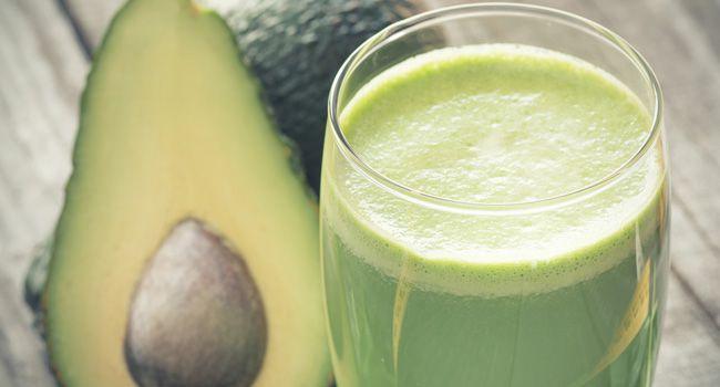 Receitas funcionais vitamina de abacate