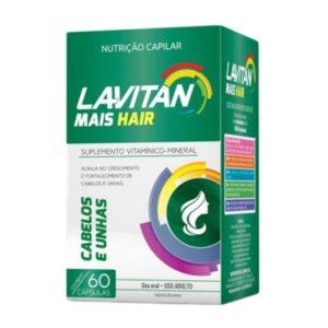 embalagem lavitan hair