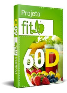cada do e-book do Projeto Fit 60d