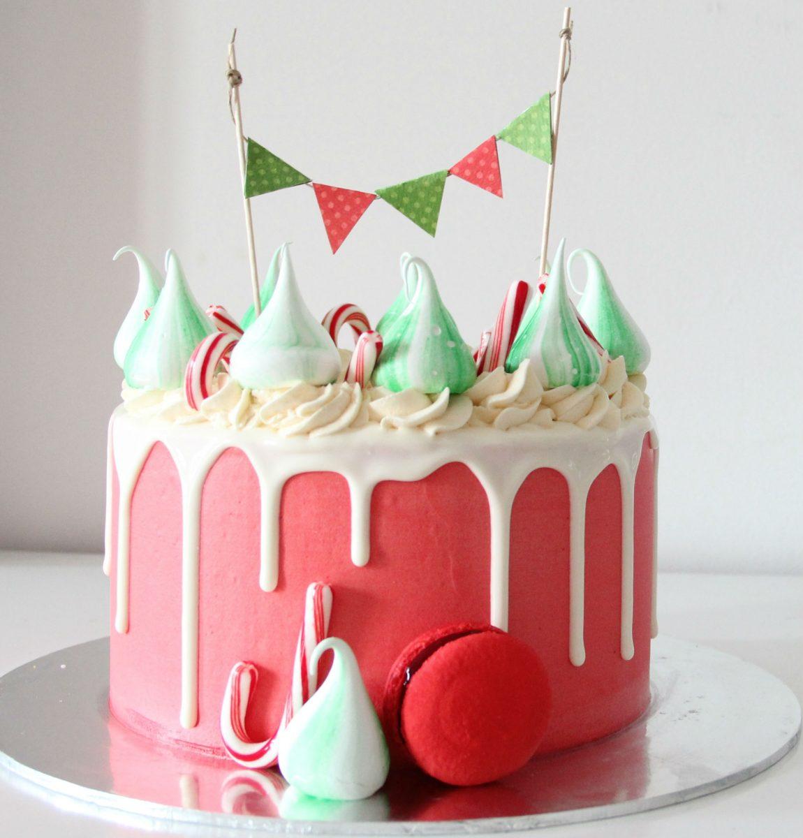 drip cake aniversário