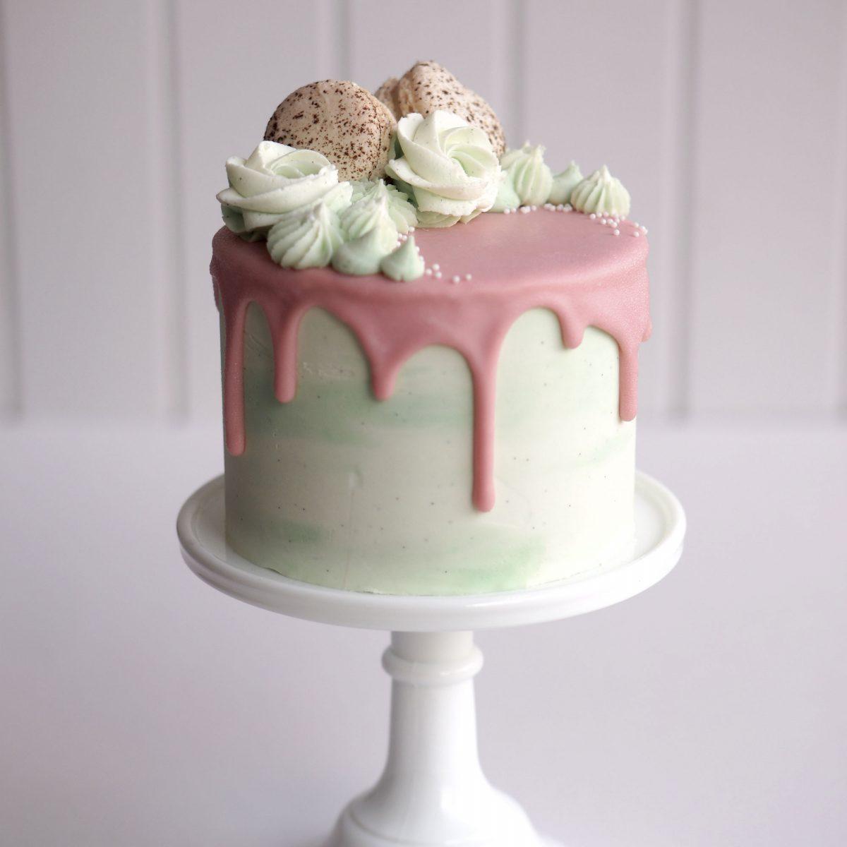 drip cake delicado