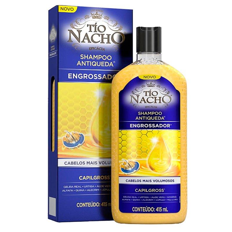 shampoo tio nacho engrossador