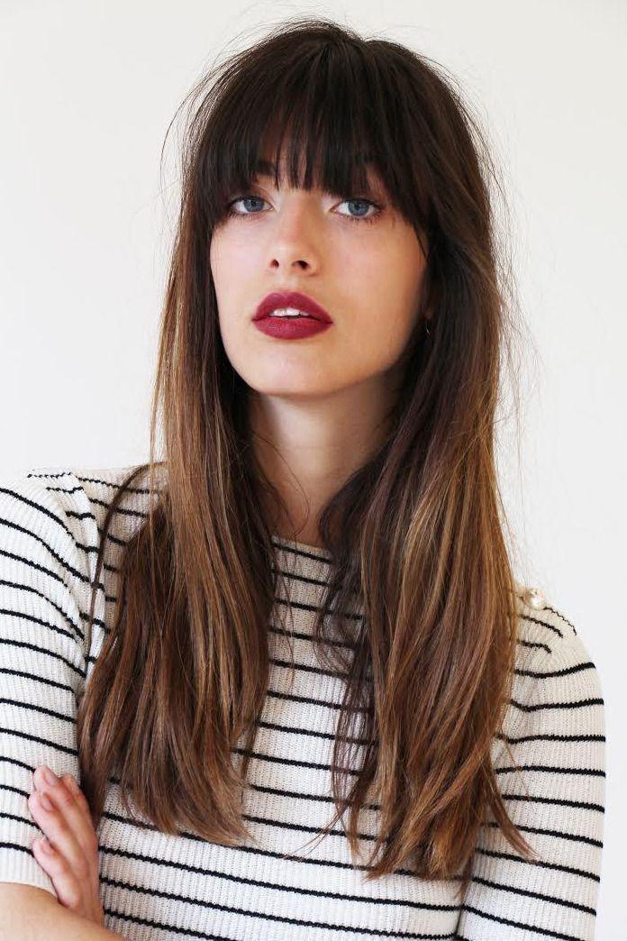cortes cabelo médio