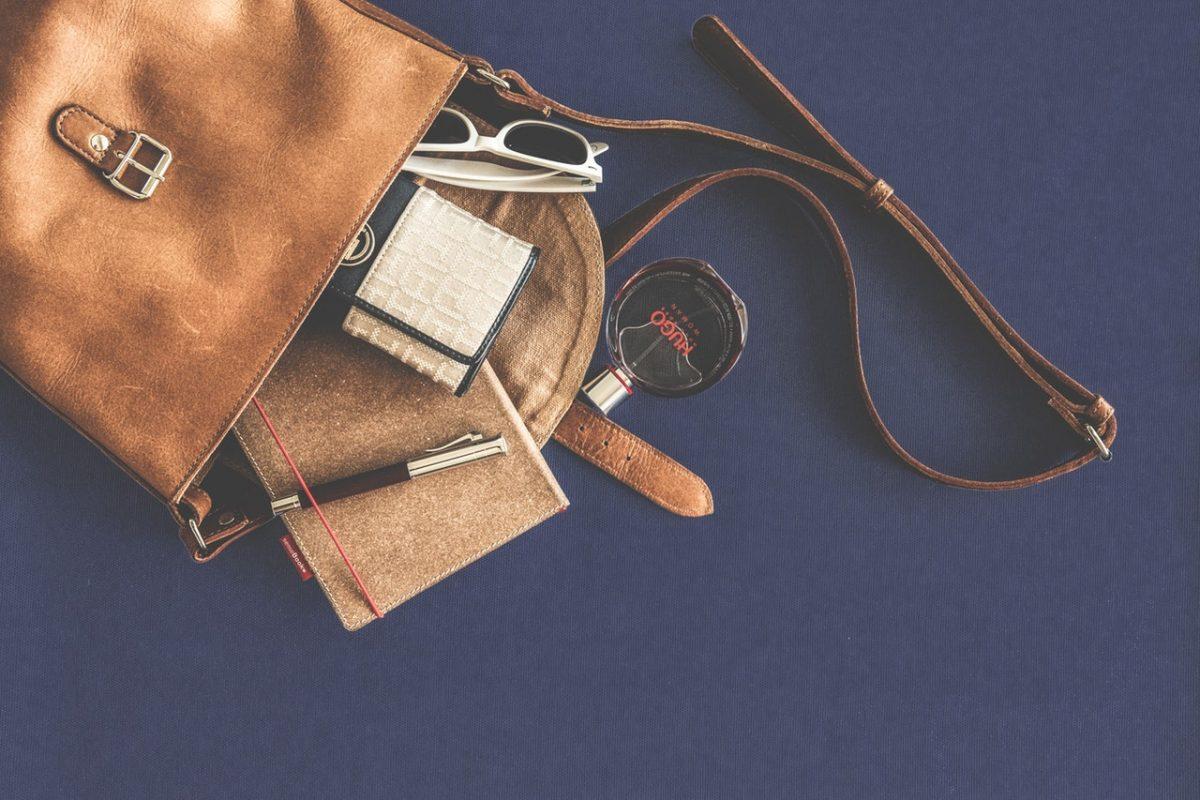 modelo de bolsa tiracolo