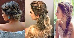Penteados para madrinha de casamento: Veja essas fotos e inspire-se!