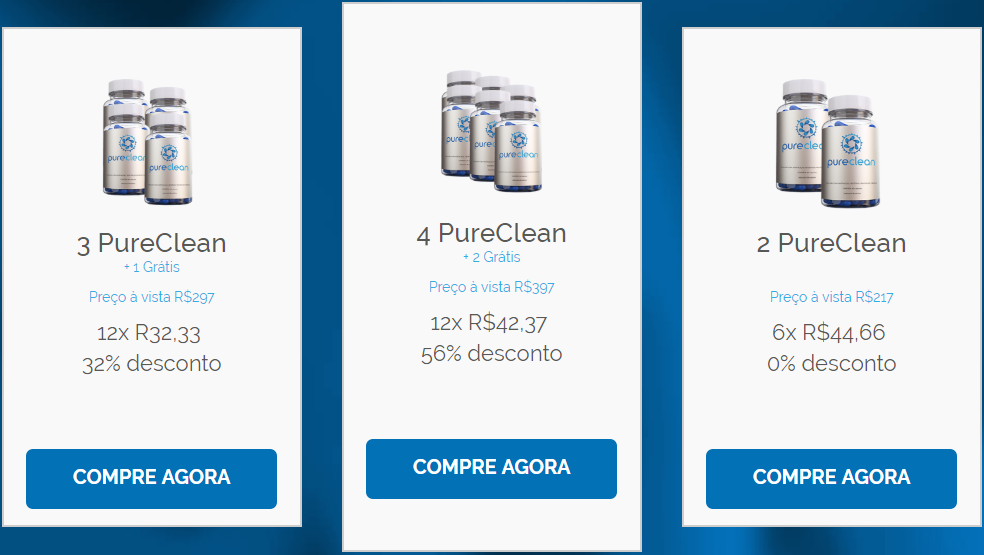 Preços PureClean