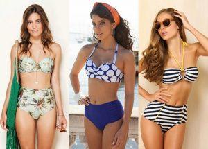 Biquini de cintura alta: Modelos INCRÍVEIS para você arrasar no verão!