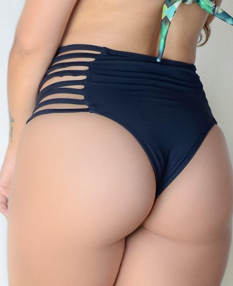 biquini de cintura alta