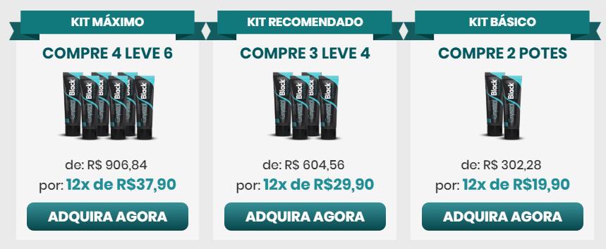 crystal black preços