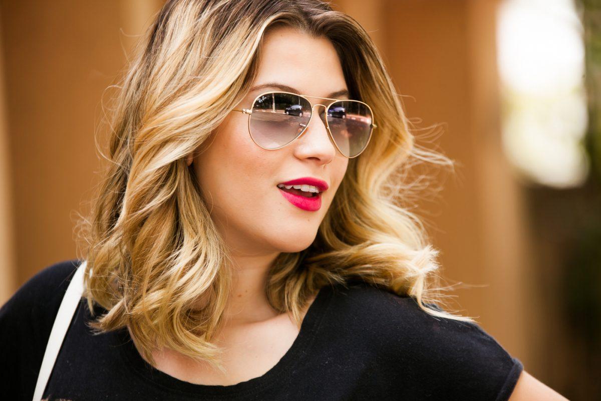 34bacbf8937e5 Combinar o óculos com o look  Veja dicas para arrasar nas escolhas!
