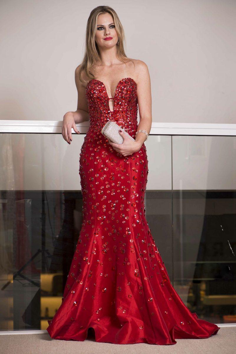 vestido de formatura 2019
