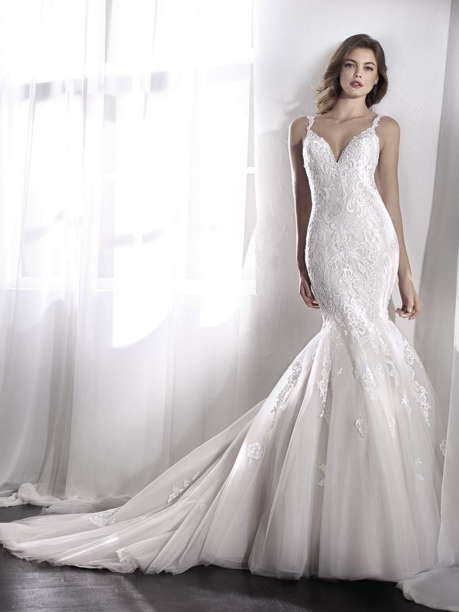 vestido de noiva sereia 2019