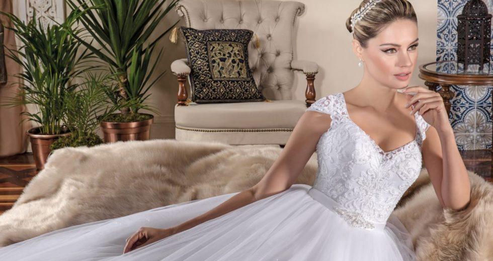 f9f50747b Vestido de noiva 2019  Conheça as PRINCIPAIS tendências e inspire-se!