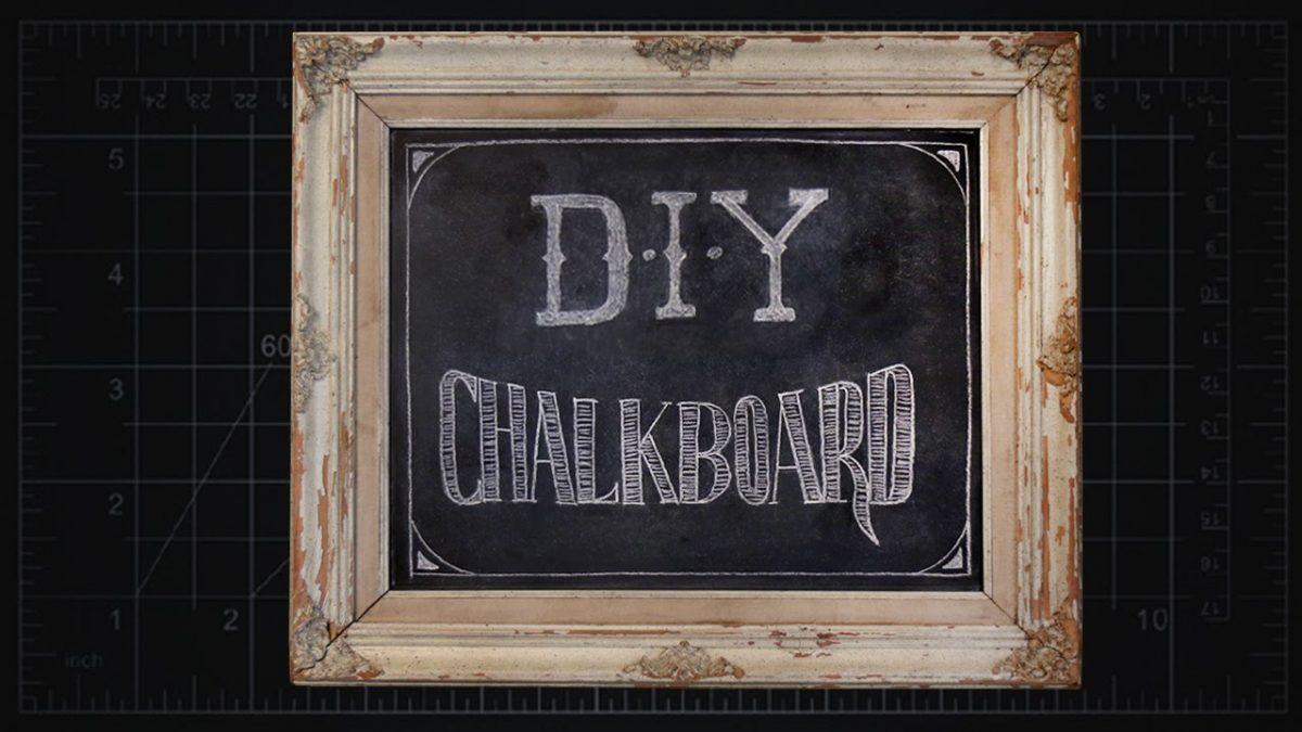 chalckboard