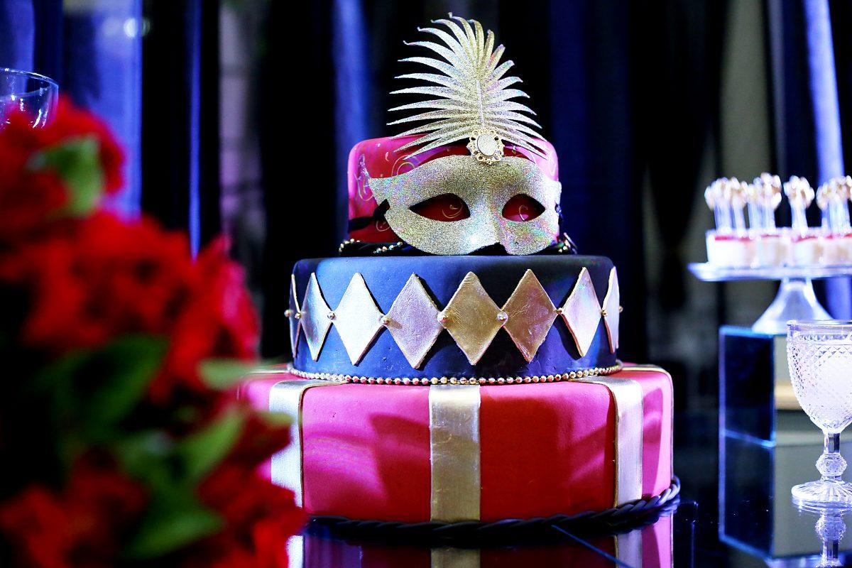 festa de 15 anos baile de máscaras