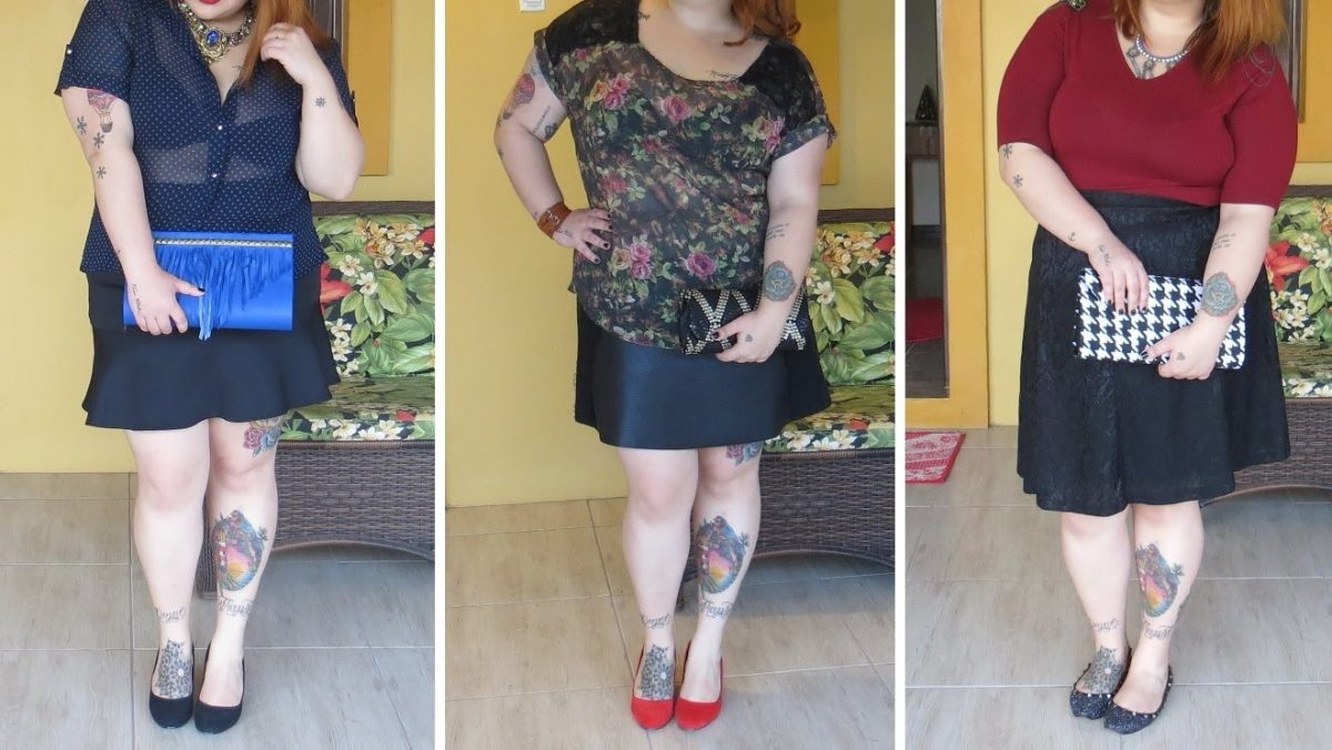 look balada plus size