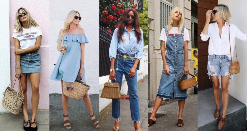 Bolsa de palha: Modelos e estilos para você arrasar no look!