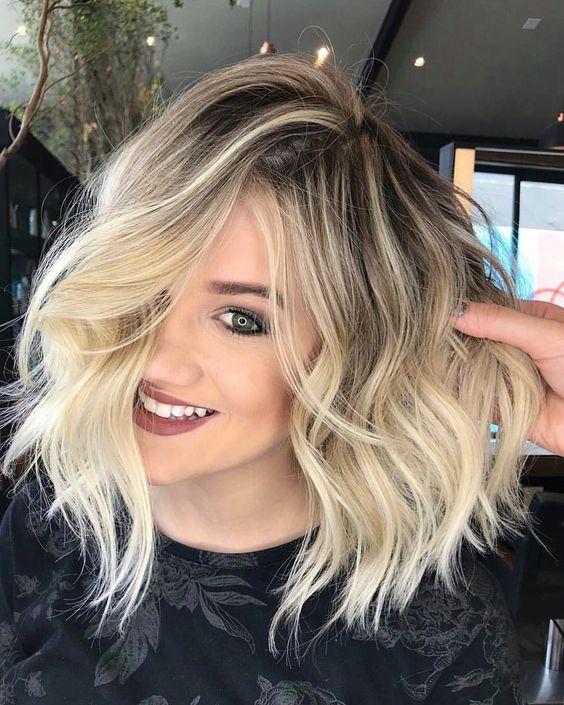 corte de cabelo 2019 curto