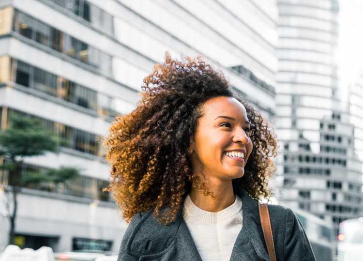corte de cabelo 2019 medio