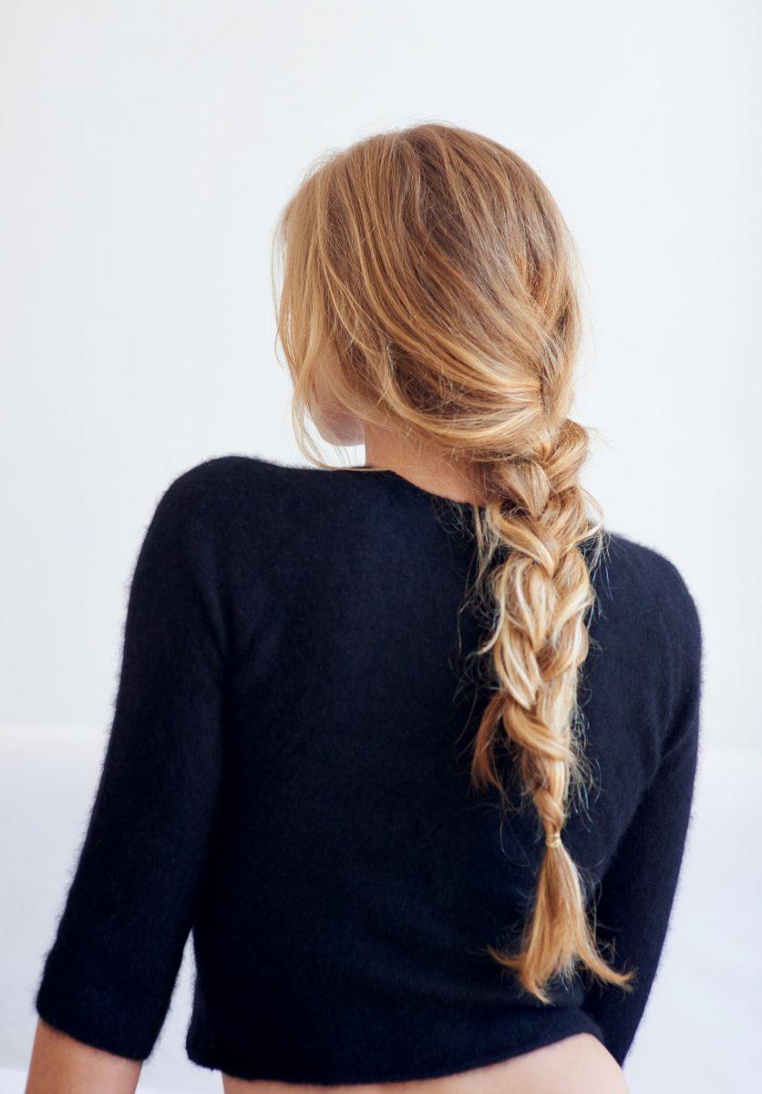 penteados 2019 trança