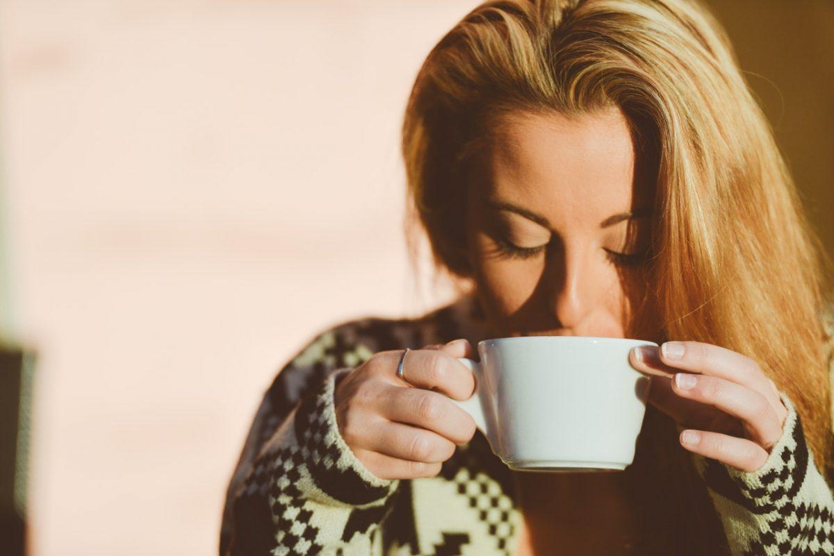 chá seca barriga para emagrecer