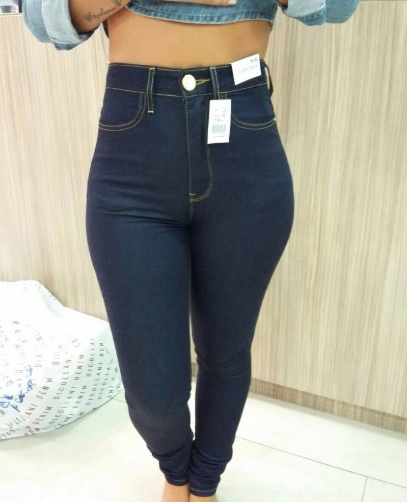 cintura alta