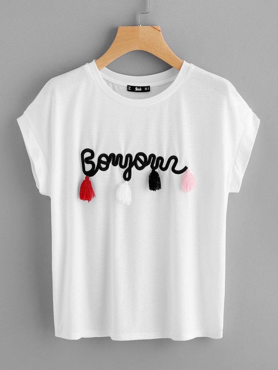 customização de camiseta