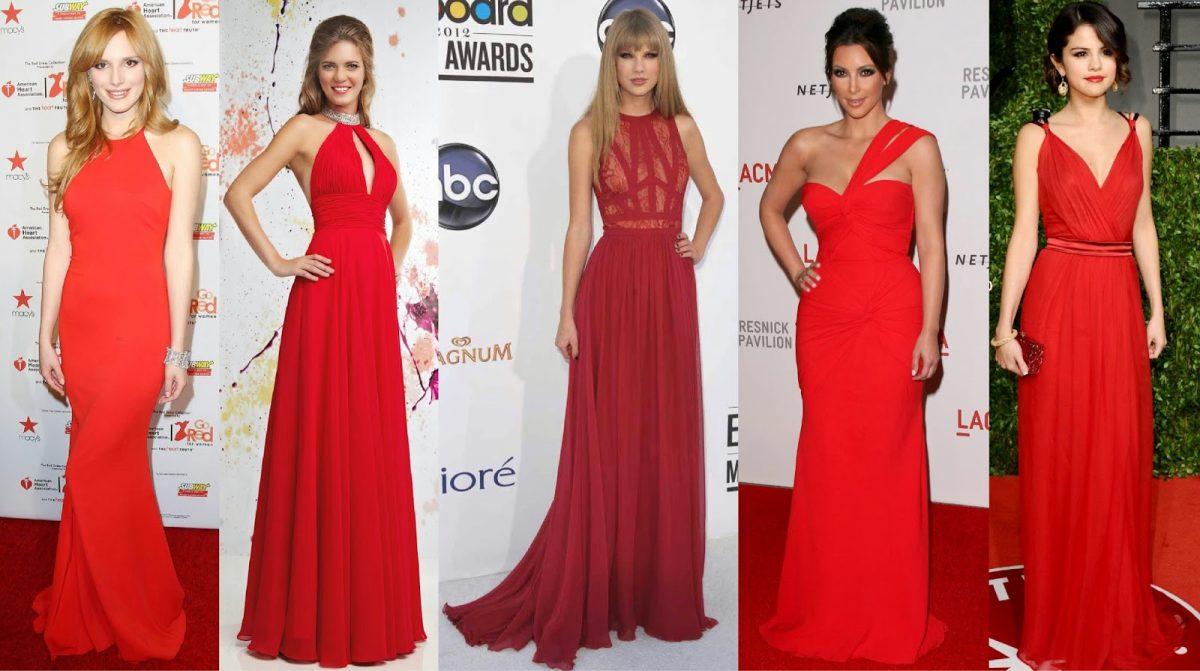 422a53a31 Vestido vermelho: As melhores inspirações para acertar na hora de usar!