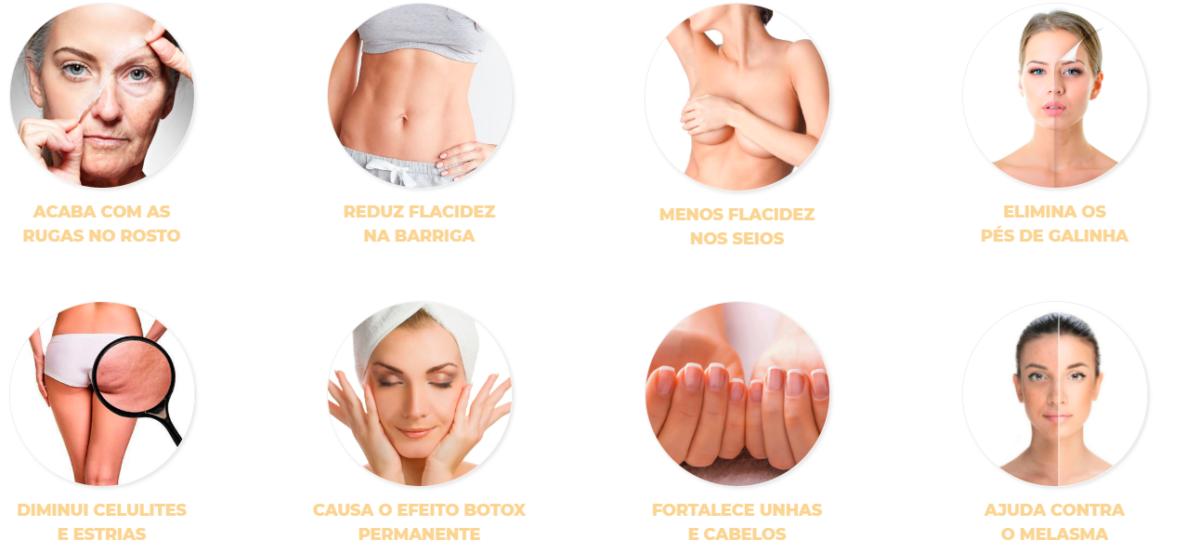 efeitos do control body no corpo