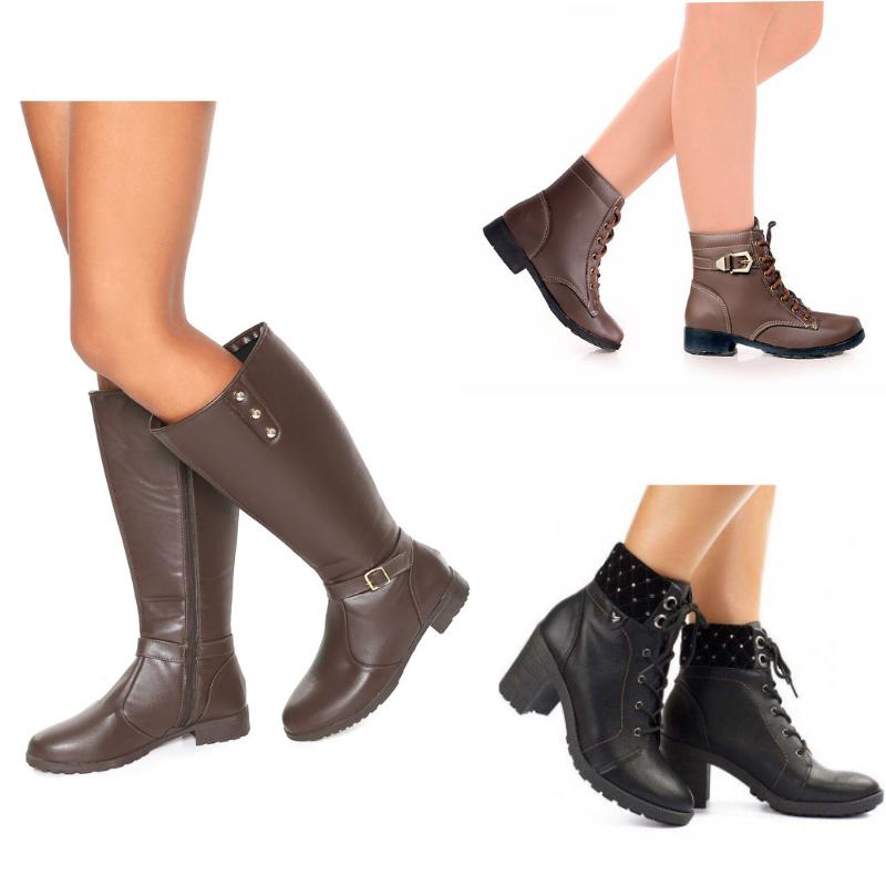modelos bota