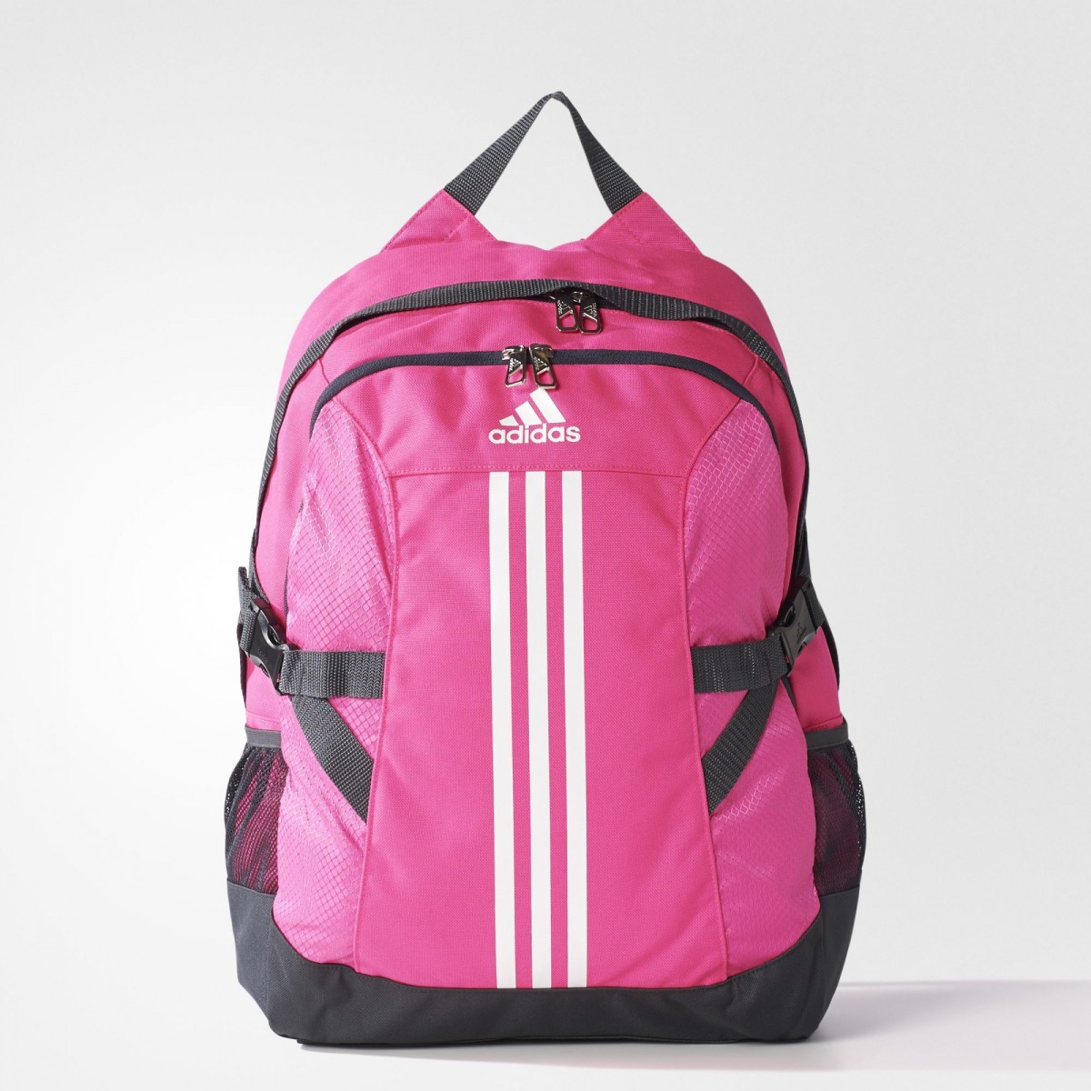 mochila feminina da adidas rosa