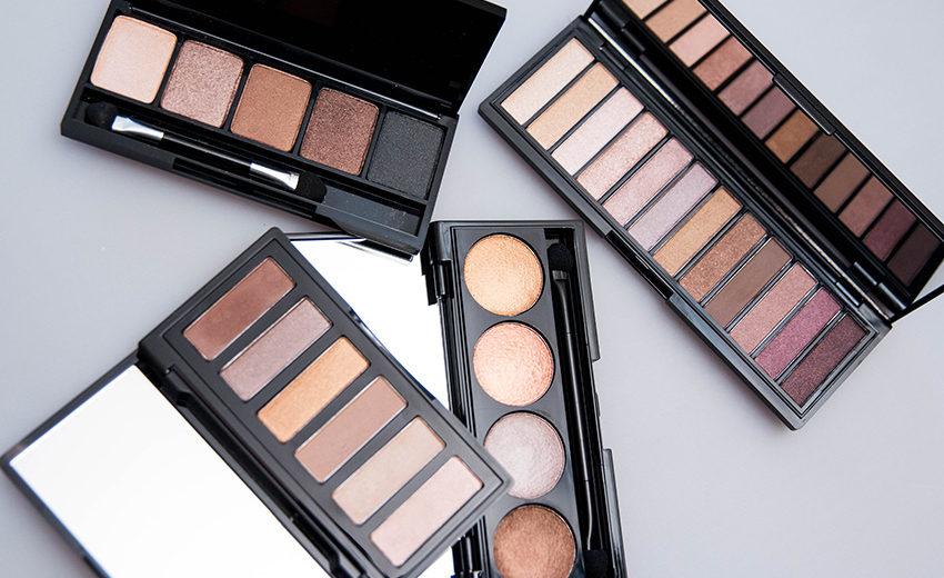 Paleta de sombras: Confira as melhores opções e preços das principais marcas de cosméticos