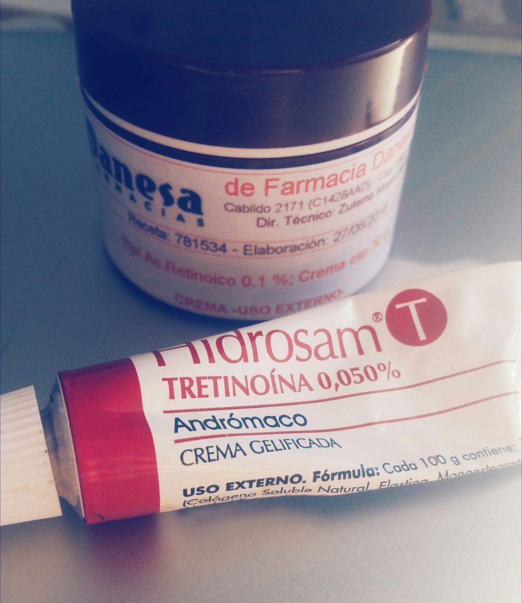 tretinoína