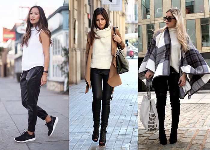 estilo mais básico para o inverno