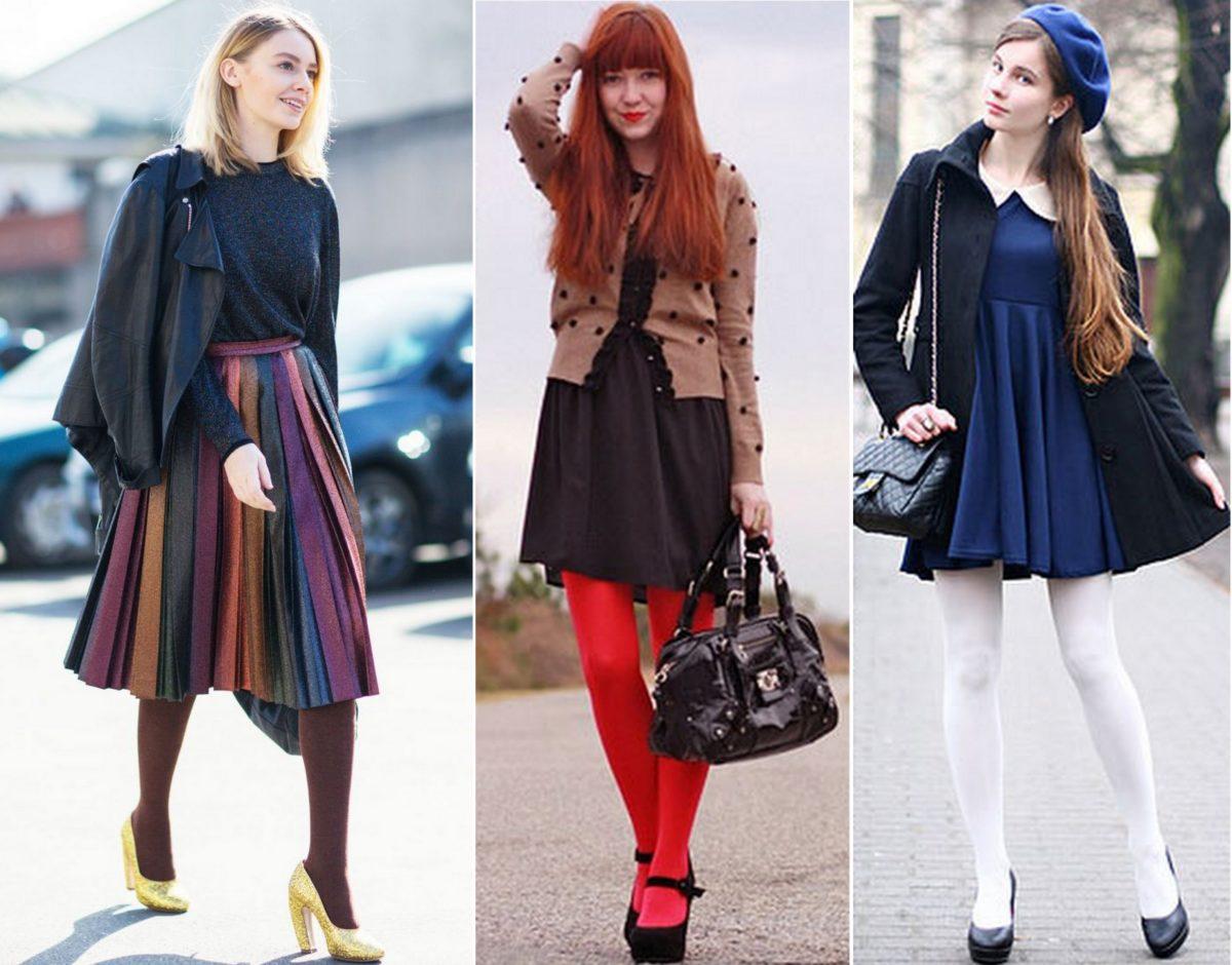 meias calças diferentes e estilosas